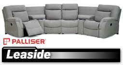 Palliser Leaside 41044 Sectional