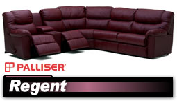Palliser Regent 41094 Sectional