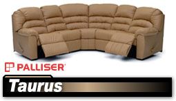 Palliser Taurus 41093 Sectional