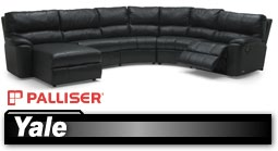 Palliser Yale 41059 Sectional