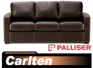 Palliser Carlten 77342/70342 Stationary Sofa