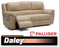 Palliser Daley 41162/46162 Reclining Sofa