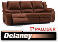 Palliser Delaney 41040/46040 Reclining Sofa