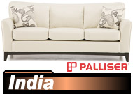 Palliser India 77287/70287 Stationary Sofa