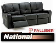 Palliser National 40040/45040 Reclining Sofa