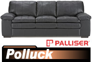 Palliser Polluck 77597/70597 Stationary Sofa