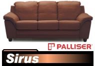 Palliser Sirus 77594/70594 Stationary Sofa