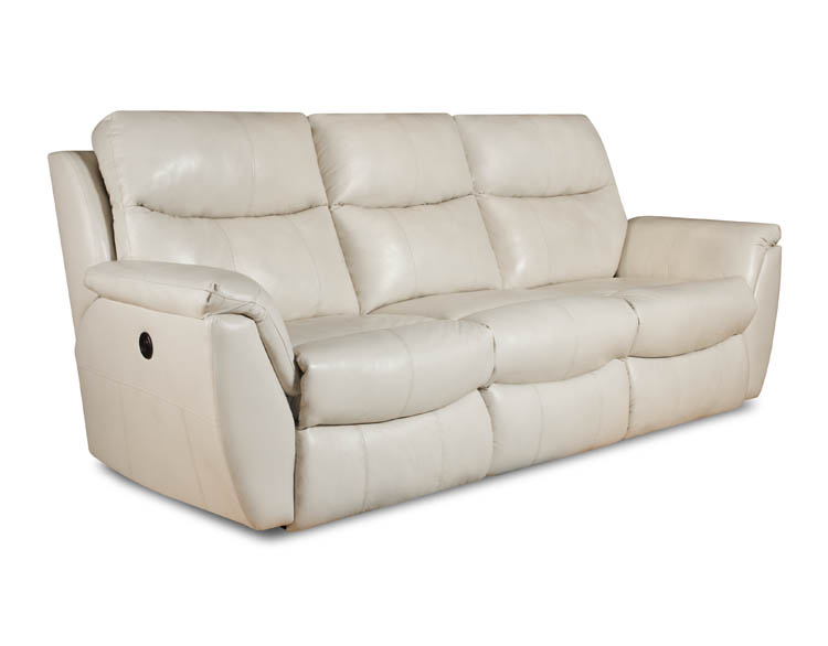 American Made 564 Morocco Reclining Recliner In Leather Or