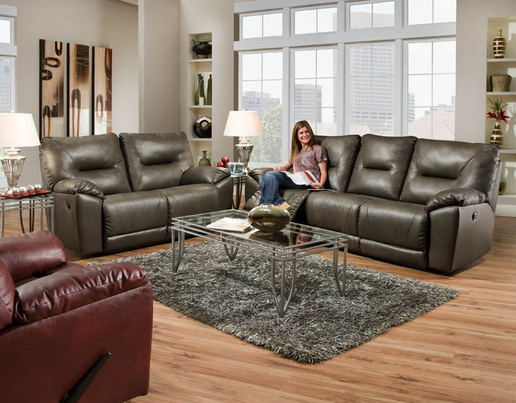 Southern Motion 590 Dynamo Reclining Sofas And Loveseats