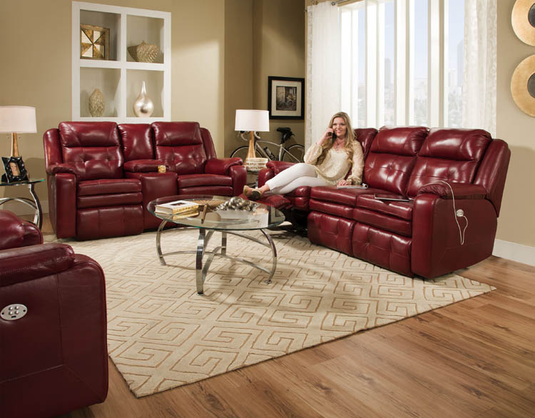 Southern Motion 850p Inspire Reclining Sofas And Loveseats