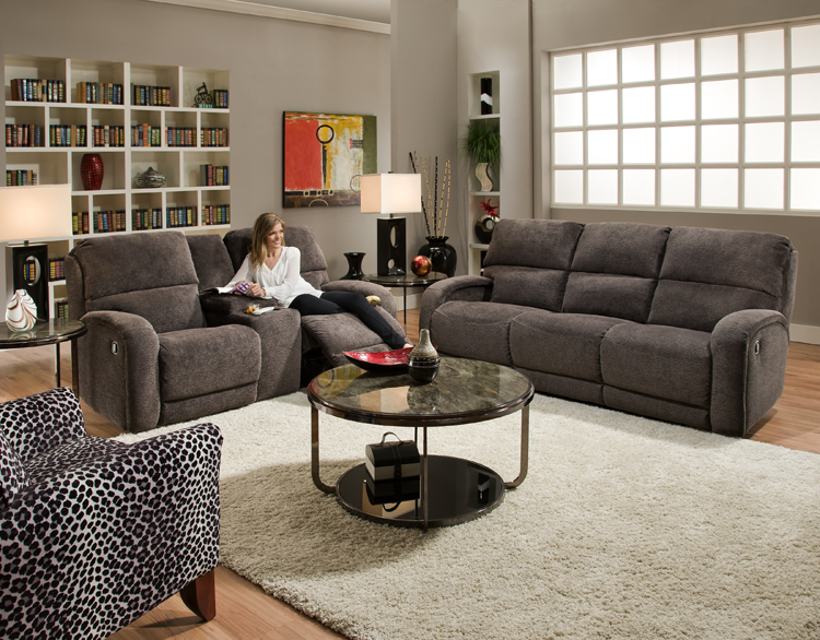 American Made 884p Fandango Reclining Sofa Sectional In Leather Or